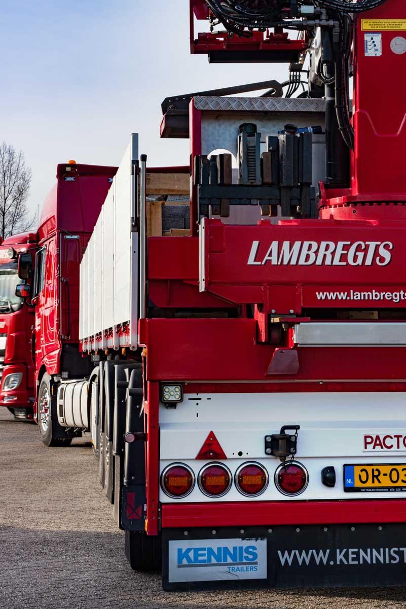 Lambregts Transport Zevenbergschen Hoek