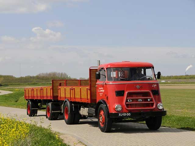 Historie Lambregts Transport